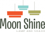 Moon Shine Lamp And Shades