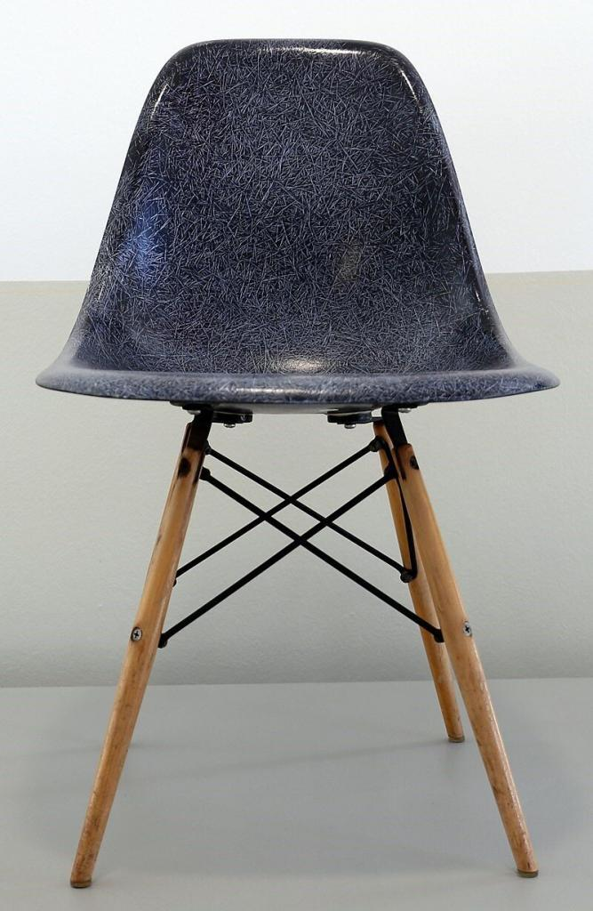Photo courtesy of Sailko and Wikimedia Commons Eames shell chair.