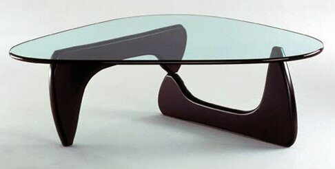The popular Noguchi Table.